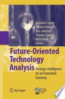 Future Oriented Technology Analysis