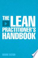 the lean practitioner s handbook