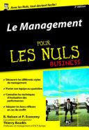 Le Management pour les Nuls poche Business, 3e édition