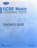 GCSE Music Listening Tests