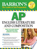 Barron s AP English Literature and Composition