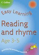 Easy Learning   Reading Age 3 5