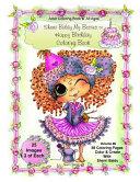 Sherri Baldy My Besties Birthday Coloring Book