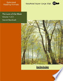 The Lure of the Mask  Volume 1 of 2    EasyRead Super Large 20pt Edition