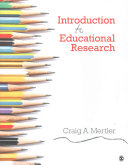 Introduction to Educational Research   An EasyGuide to APA Style  2nd Ed
