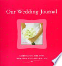 Our Wedding Journal : planning a wedding, it's easy to overlook...