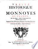Traité historique des monnoyes de France, avec leurs figures, depuis le commencement de la monarchie jusqu'à présent