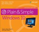 Windows 10 Plain Simple