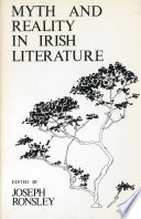 Myth and Reality in Irish Literature