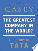 The Greatest Company in the World