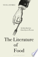 The Literature Of Food