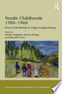 Nordic Childhoods 1700   1960