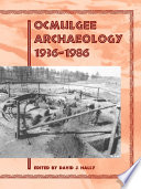 Ocmulgee Archaeology  1936 1986