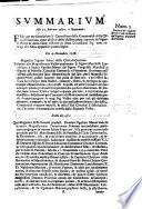 Giustificationi e prove per le raggioni dell'illustriss. sig. marchesi Ranieri, Camillo, et Ugolino di Petrella con la communità di Cortona
