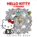 Hello Kitty   Friends Coloring Book