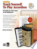 Alfred s Teach Yourself to Play Accordion