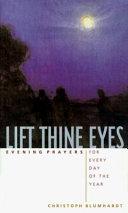 Lift Thine Eyes