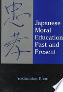 Japanese Moral Education Past and Present