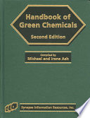Handbook of Green Chemicals PDF