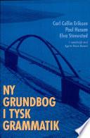 Ny grundbog i tysk grammatik