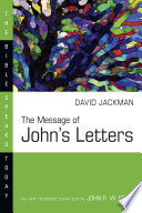The Message Of John S Letters