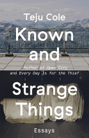 download ebook known and strange things pdf epub