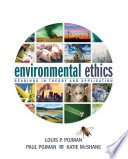 Environmental Ethics  Readings in Theory and Application