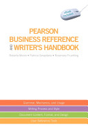 Pearson Business Reference and Writer s Handbook