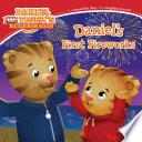 Daniel s First Fireworks