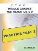 Ftce Middle Grades Math 5 9 Practice Test 2