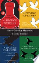 Birder Murder Mysteries 4-Book Bundle