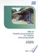 Hospital Accommodation for Children and Young People