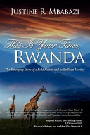 Book This Is Your Time  Rwanda