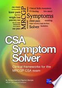 CSA book  MRCGP CSA Symptom Solver