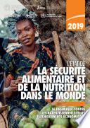 illustration du livre L'État de la sécurité alimentaire et de la nutrition dans le monde 2019