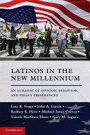 Latinos in the New Millennium