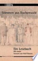 Stimmen aus Buchenwald