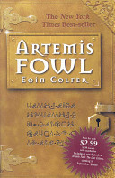 Artemis Fowl Book 1 (Promotional Edition) by Eoin Colfer