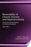 Reversibility of Chronic Disease and Hypersensitivity  Volume 4