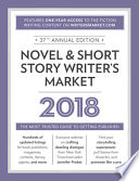Novel And Short Story Writer S Market 2018 book