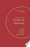 From Gene to Protein  Translation into Biotechnology