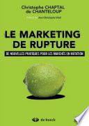 Le marketing de rupture