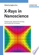 X Rays in Nanoscience