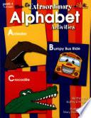Mrs  E s Extraordinary Alphabet Activities  eBook