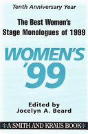 The Best Women s Stage Monologues of 1999