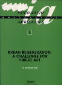 Urban regeneration. A challenge for public art