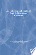 Ebook Air Pollution and Health in Rapidly Developing Countries Epub Gordon McGranahan,Frank Murray Apps Read Mobile