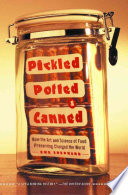 Pickled  Potted  and Canned