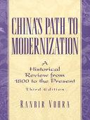 China s Path to Modernization