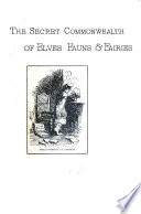 The Secret Commonwealth of Elves  Fauns   Fairies
